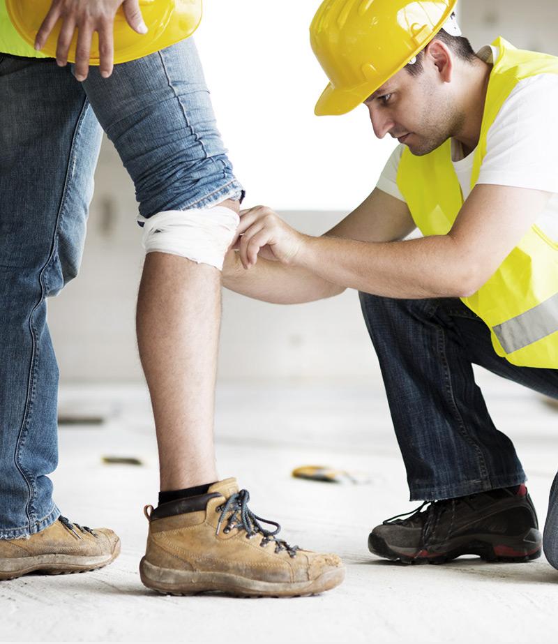 O que é considerado um acidente de trabalho?