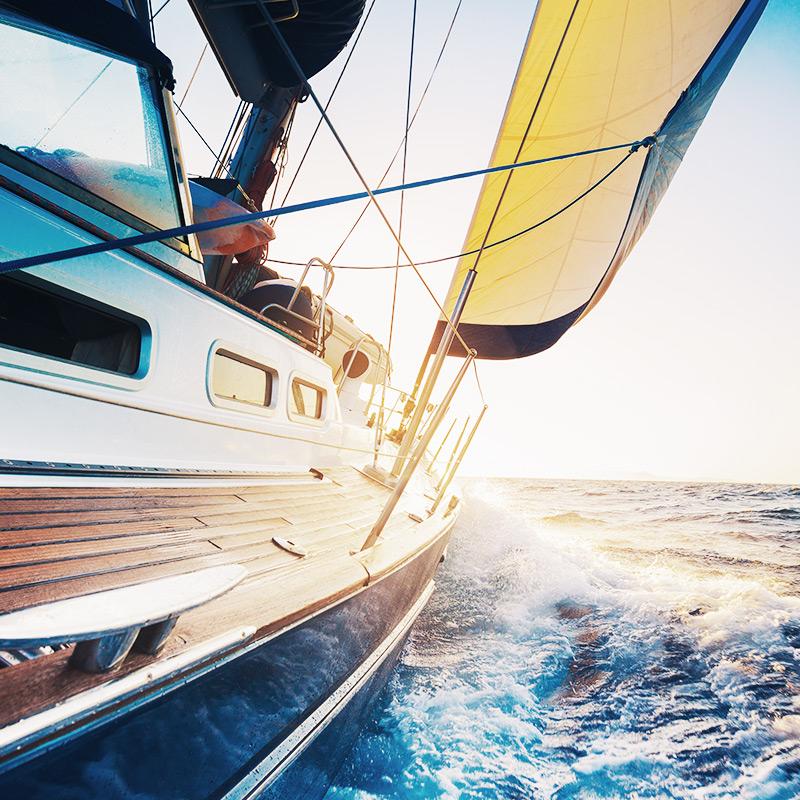 Coberturas do seguro Marítimo